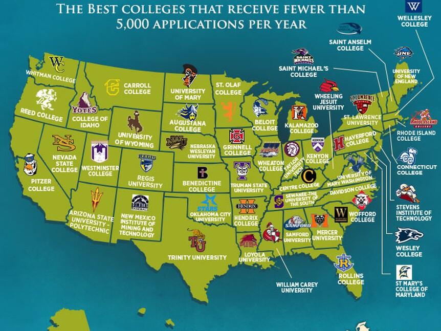 nebraska wesleyan university campus map Nwu Named Among College Hidden Gems Nebraska Wesleyan University nebraska wesleyan university campus map