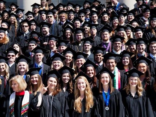 NWU Confers Nearly 500 Degrees | Nebraska Wesleyan University