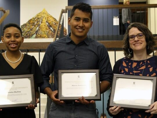 2019 campus diversity advocate awards