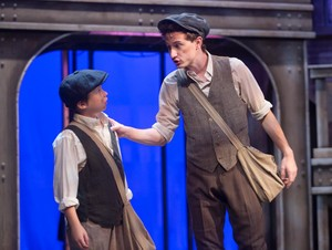 Newsies, actor Noah Tierney