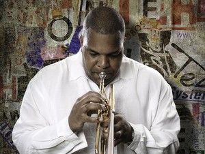 Trumpeter Bijon Watson with perform at NWU on September 25.