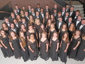 The University Choir will be joined by over 200 alumni and three high school choirs that are directed by NWU alumni for a May 26th performance at Carnegie Hall.