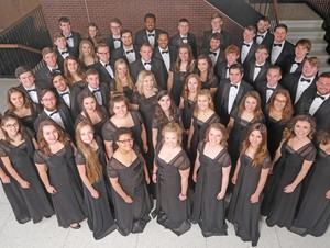 The University Choir's annual winter tour will take them to four states for nine performances.