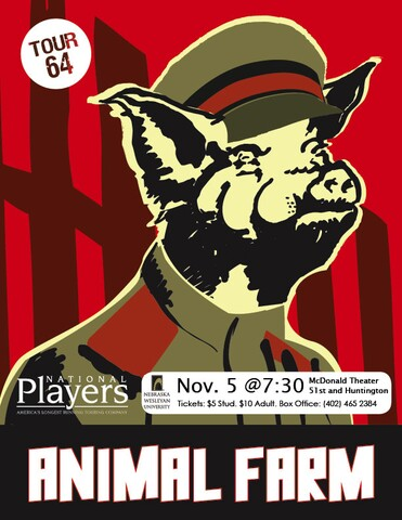 communism in animal farm by george orwell In animal farm by george orwell, does napoleon or snowball possess such leadership qualities that can benefit the other animals 1984 by orwell is a much more comprehensive description of the pyschology and pyschological torture behind communism but both of them are accuratethe people.