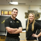 National Athletic Training Association Scholarship winners