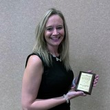 "Jamie Hilderbrand, ""40 Under 40 Emerging Nurse Leader"""