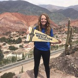 Toree Hempstead, Argentina study abroad experience