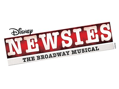 Disney Newsies The Broadway Musical in text
