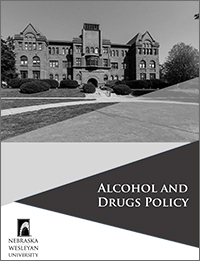 Alcohol and Drugs Policy handbook cover art