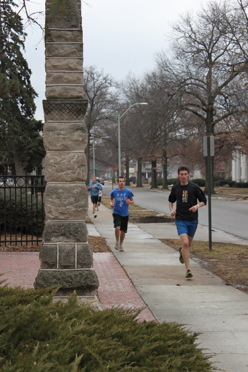 Pi Mile Fun Run by arch