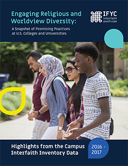 Cover design for Engaging Religious and Worldview Diversity