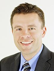Speaker Jared Carlson
