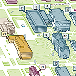Maps And Directions Nebraska Wesleyan University