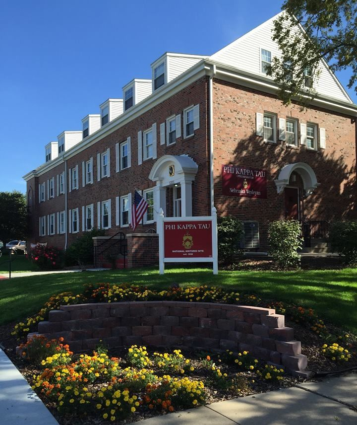 Phi Kappa Tau Fraternity house